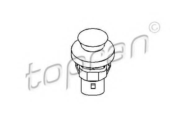 TOPRAN 104035 Выключатель, контакт двери
