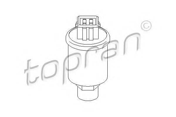 TOPRAN 108661 Пневматический выключатель кондиционера