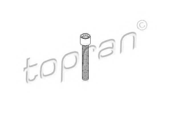 TOPRAN 104306 Болт, фланец карданного вала