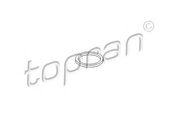 TOPRAN 207582 Уплотнительное кольцо сливной пробки
