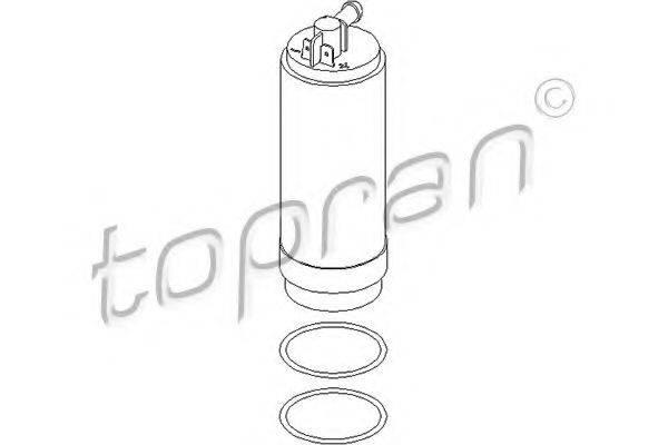 TOPRAN 112461 Топливный насос