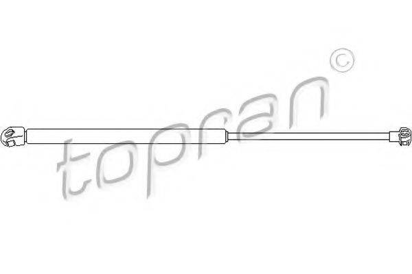 TOPRAN 113020 Амортизатор капота