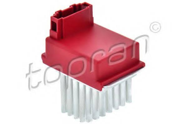 TOPRAN 111035 Регулятор, вентилятор салона