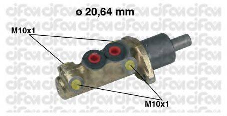 CIFAM 202039 Главный тормозной цилиндр