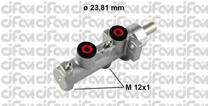 CIFAM 202600 Главный тормозной цилиндр