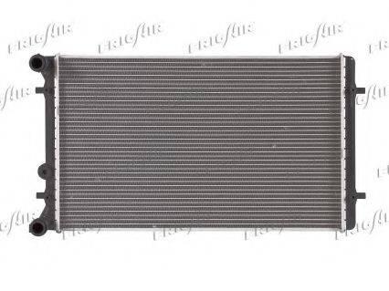 FRIGAIR 01103029 Радиатор охлаждения двигателя