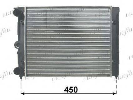 FRIGAIR 01103086 Радиатор охлаждения двигателя