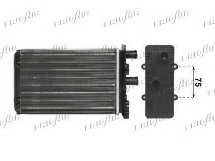 FRIGAIR 06102008 Радиатор печки