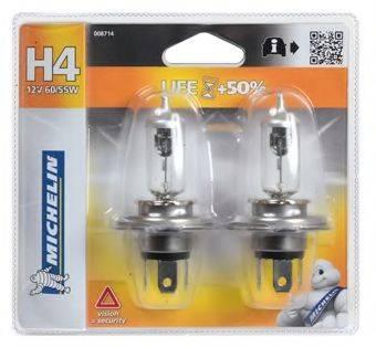MICHELIN 008714 Лампа накаливания
