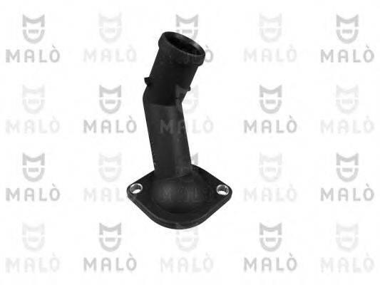 MALO 116121 Фланец охлаждающей жидкости