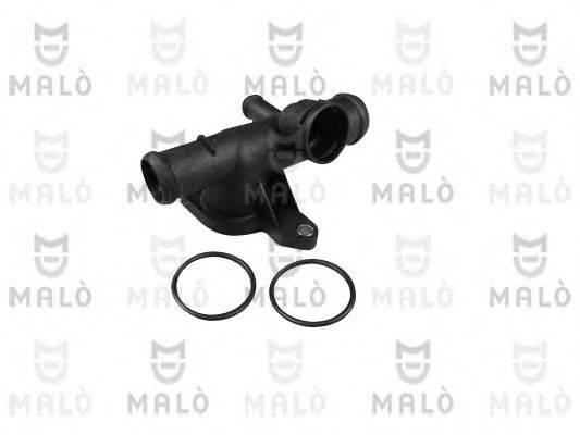 MALO 116125 Фланец охлаждающей жидкости