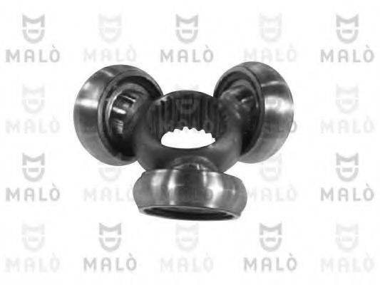 MALO 121007 Муфта с шипами, приводной вал