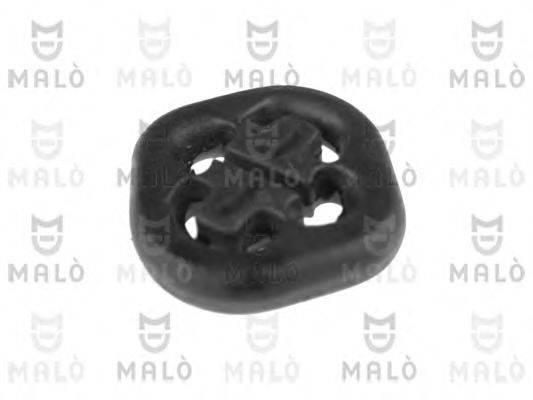MALO 23362 Стопорное кольцо, глушитель