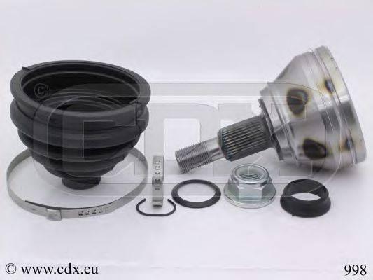 CDX 998 ШРУС с пыльником