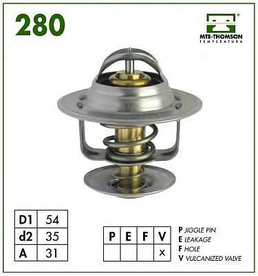 MTE-THOMSON 28087 Термостат