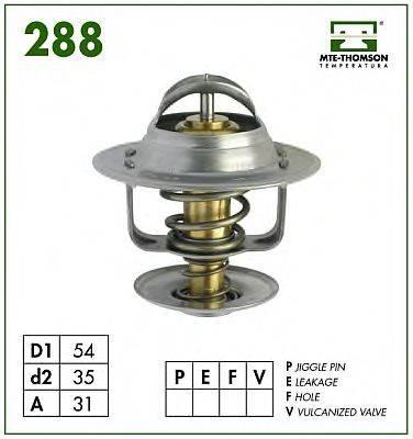 MTE-THOMSON 28887 Термостат