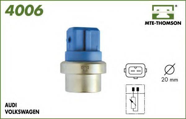 MTE-THOMSON 4006 Датчик, температура охлаждающей жидкости