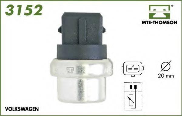 MTE-THOMSON 3152 Датчик, температура охлаждающей жидкости
