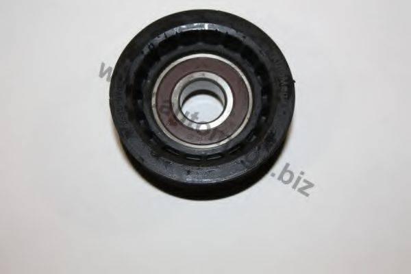 AUTOMEGA 30101060830 Натяжной ролик, поликлиновой  ремень