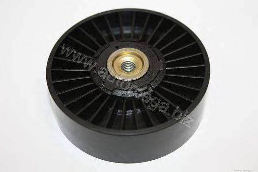 AUTOMEGA 301450278028E Натяжной ролик, поликлиновой  ремень
