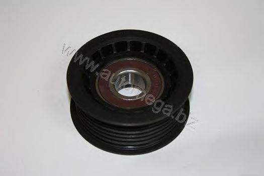 AUTOMEGA 301450299021C Натяжной ролик, поликлиновой  ремень