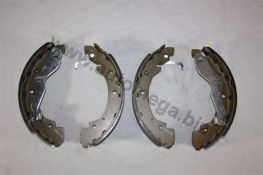 AUTOMEGA 306980525701B Тормозные колодки барабанные
