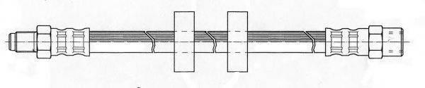 CEF 510740 Тормозной шланг