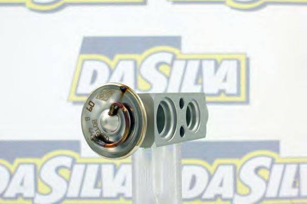 DA SILVA FD1066 Расширительный клапан кондиционера