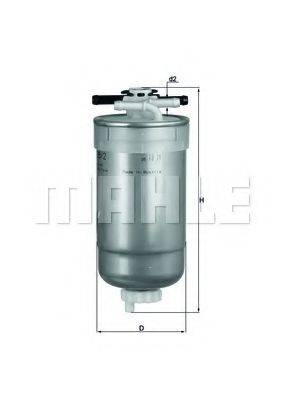 KNECHT KL2332 Топливный фильтр