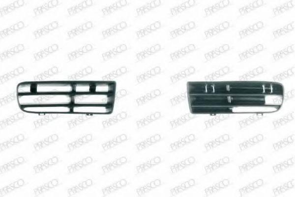 PRASCO VW0342124 Решетка радиатора