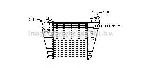 PRASCO AIA4200 Интеркулер