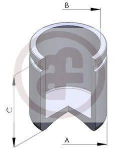 AUTOFREN SEINSA D02561 Поршень, корпус скобы тормоза