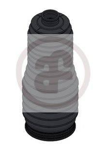 AUTOFREN SEINSA D9100 Пыльник рулевой рейки