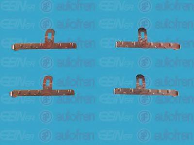 AUTOFREN SEINSA D42339A Комплектующие, колодки дискового тормоза