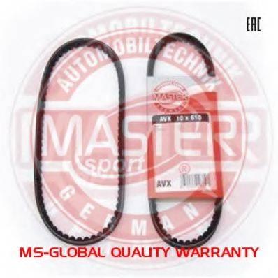 MASTER-SPORT AVX115X730PCSMS Клиновой ремень