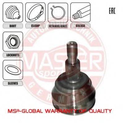 MASTER-SPORT 302024SETMS ШРУС с пыльником