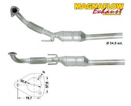 MAGNAFLOW 77015D Конвертор- катализатор