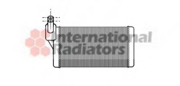 VAN WEZEL 58006097 Радиатор печки