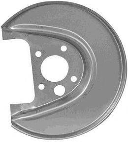 VAN WEZEL 5888373 Отражатель, диск тормозного механизма