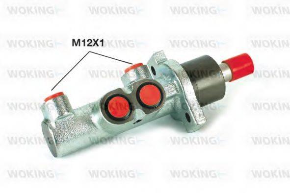 WOKING C102345 Главный тормозной цилиндр