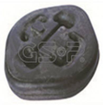 GSP 510022 Стопорное кольцо, глушитель