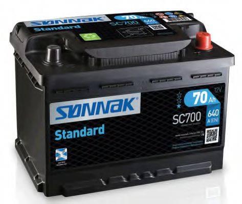 SONNAK SC700 Аккумулятор автомобильный (АКБ)
