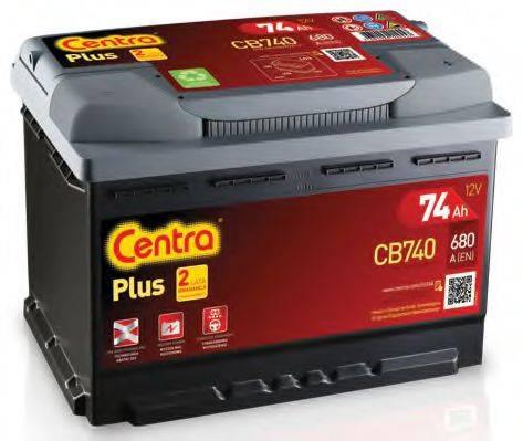 CENTRA CB740 Аккумулятор автомобильный (АКБ)