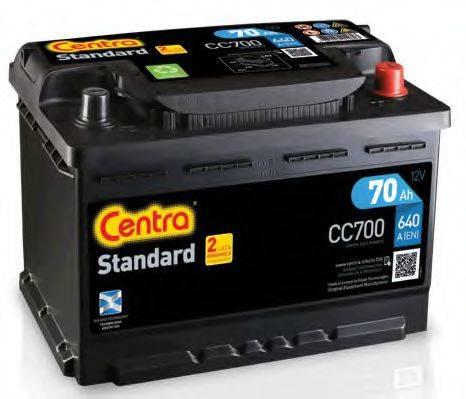 CENTRA CC700 Аккумулятор автомобильный (АКБ)