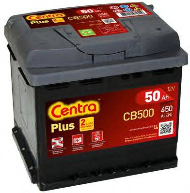 CENTRA CB500 Аккумулятор автомобильный (АКБ)
