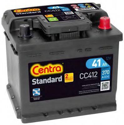 CENTRA CC412 Аккумулятор автомобильный (АКБ)