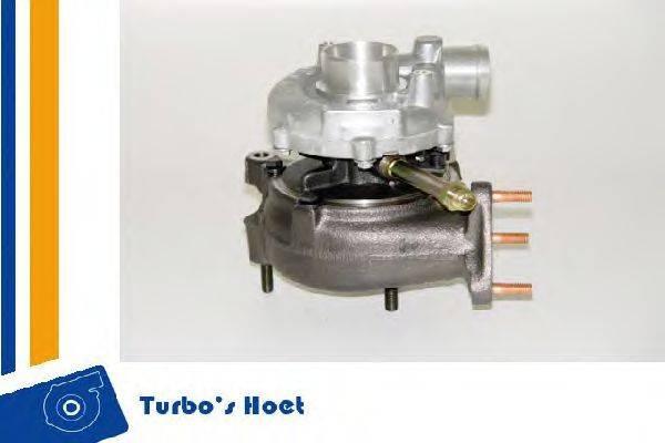 TURBO S HOET 1100177 Компрессор, наддув