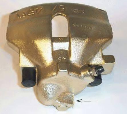 TEXTAR 38079000 Тормозной суппорт
