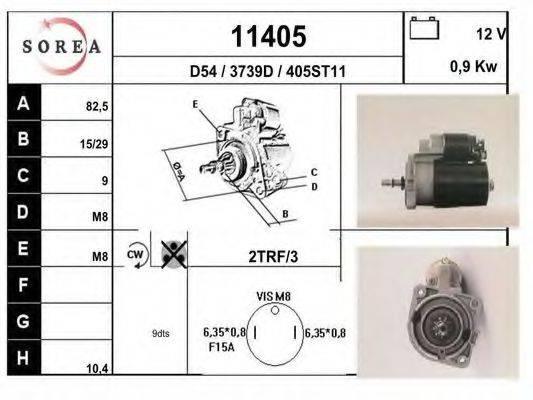 EAI 11405 Стартер
