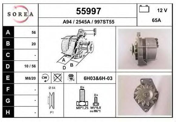EAI 55997 Генератор